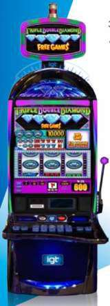 Triple Double Diamond - Free Games [S3000] the  Slot Machine