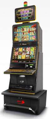 Wonderheart the  Slot Machine