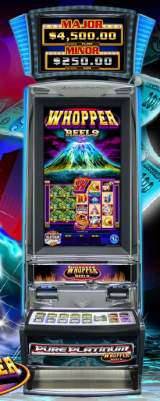 Pure Platinum [Whopper Reels] [Premium Plus] the  Slot Machine