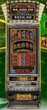 Bonus Bonanza [Premium Plus] the Slot Machine