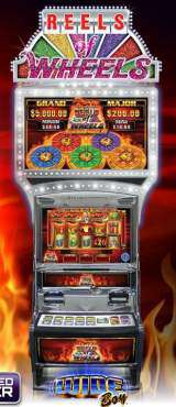 Reels of Wheels Horsepower [Premium Plus] the  Slot Machine