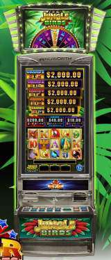 Jungle Birds [5 Star Jackpots] [Premium Plus] the  Slot Machine