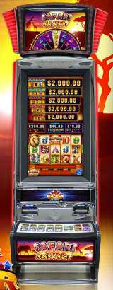 Safari Sunset [5 Star Jackpots] [Premium Plus] the  Slot Machine
