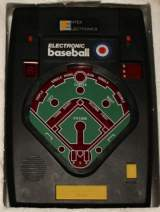 Electronic Baseball the  Handheld Electronic Game
