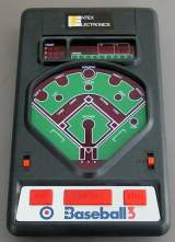 Electronic Baseball 3 the Handheld Electronic Game