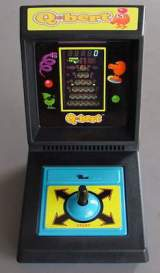 Q*Bert [Model 3335] the  Tabletop Electronic Game
