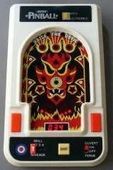 Pinball - Raise the Devil the  Handheld Electronic Game