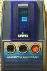 Cosmic Combat [Model 7602] the  Handheld Electronic Game