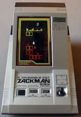 FL Exploration of Space ZACKMAN [Model 16296] the Electronic Game (Tabletop)