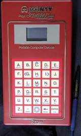 Monty Plays Scrabble [Model 66] the  Handheld Electronic Game