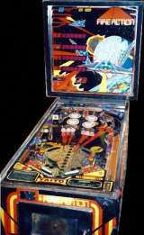 Fire Action the  Pinball