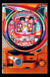 CR Ucchan Nanchan [Model GLXT] the  Pachinko
