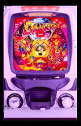 CR Dance Time the  Pachinko