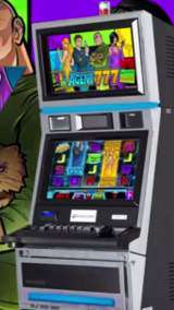 Agent 777 the Slot Machine
