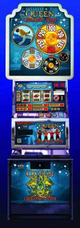 Queen - Greatest Hits the  Slot Machine