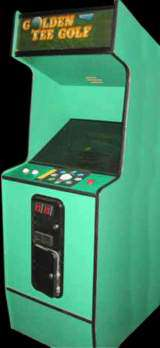 Golden Tee Golf machine