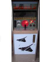 Super Missile the Arcade Video Game PCB
