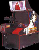 Golgo 13 the  Arcade Video Game PCB