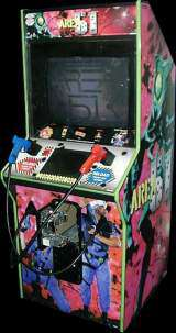 Area 51 the Arcade Video game