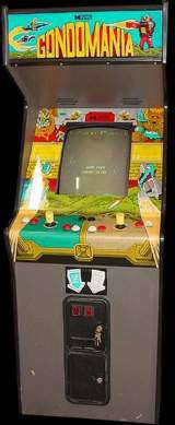 Gondomania the Arcade Video Game