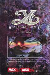 Goodies for Ys III - Wanderers from Ys [Model MXNW 12003]
