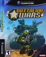 Goodies for Battalion Wars [Model DOL-G8WE-USA]