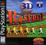 Goodies for 3D Baseball [Model SLUS-00066]