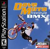 Goodies for Dave Mirra Freestyle BMX [Model SLUS-01026]