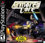 Goodies for Armored Core - Master of Arena [Model SLUS-01030/01081]