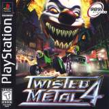 Goodies for Twisted Metal 4 [Model SCUS-94560]