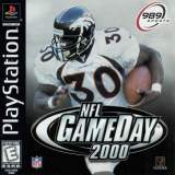 Goodies for NFL GameDay 2000 [Model SCUS-94556]