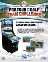 Goodies for EA Sports PGA Tour Golf Team Challenge