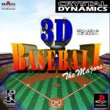Goodies for 3D Baseball - The Majors [Model SLPS-00693]