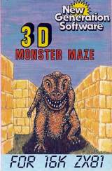 Goodies for 3D Monster Maze