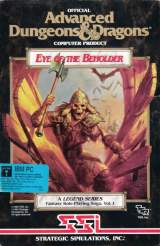 Goodies for Advanced Dungeons & Dragons: Eye of the Beholder