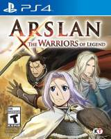 Goodies for Arslan - The Warriors of Legend [Model CUSA-03949]
