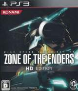 Goodies for Zone of the Enders HD Edition [Model BLJM-60451]