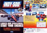 Goodies for Indy 500 - Indianapolis Motor Speedway