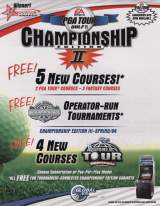 Goodies for EA Sports PGA Tour Golf Championship Edition II