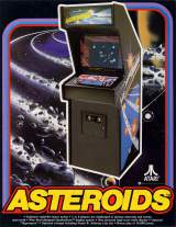 Goodies for Asteroids [Upright model]
