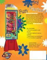 Goodies for Wacky Fun Factory