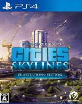 Goodies for Cities Skylines - PlayStation 4 Edition [Model PLJS-36028]