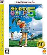 Goodies for Minna no Golf 5 [Model BCJS-70005]