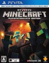 Goodies for Minecraft - PlayStation Vita Edition [Model VCJS-10010]