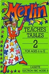Goodies for Merlin Teaches Tables 2