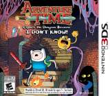Goodies for Adventure Time - Explore the Dungeon Because I DONT KNOW! [Model CTR-AY9E-USA]