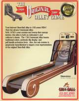 Goodies for Skee Ball - The Original Alley Game