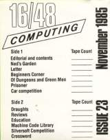 Goodies for 16/48 Computing Issue 23