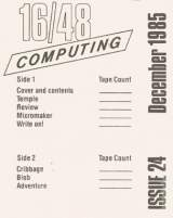Goodies for 16/48 Computing Issue 24