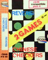 Goodies for 2 Games: Reversi + Chinese Checkers [Model P4-15]